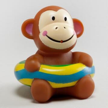 Monkey Squirter Bath Toy